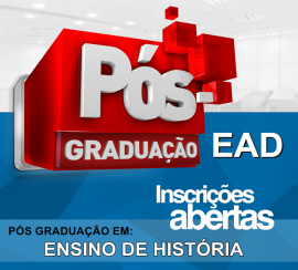 ENSINO DE HISTÓRIA (EAD)