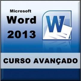 CURSO WORD 2013 - AVANÇADO