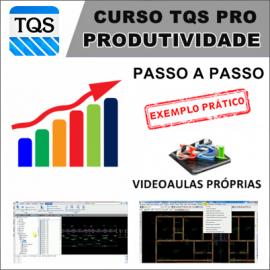 CURSO TQS  PRO AVANÇADO - PRODUTIVIDADE